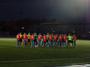 Смоленские клубы сыграли второе в первенстве КФК дерби