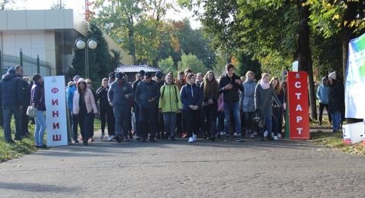 Смоленщина отметила Всероссийский день ходьбы