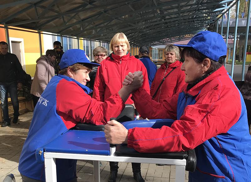 В Смоленской области стартовала спартакиада среди людей с ограниченными возможностями здоровья