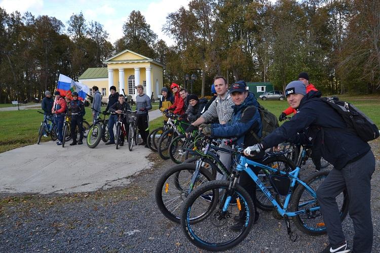 Вязьмичи закрыли велосезон