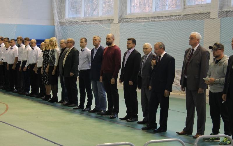 В Смоленской области боксеры открыли ФОК