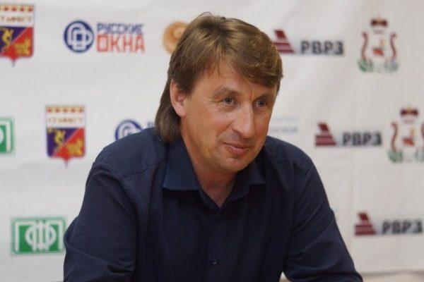 Бывший главный тренер смоленского «Днепра» принял «Волну»