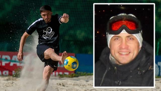 Смоленский футболист скончался от переохлаждения