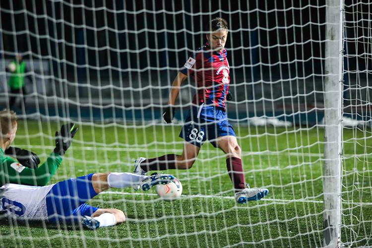 Последний домашний матч смоленского «Днепра» в 2018 году перенесли