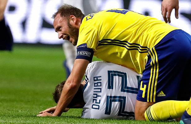 Рабочий день Золушки. Что значит для сборной России поражение от Швеции