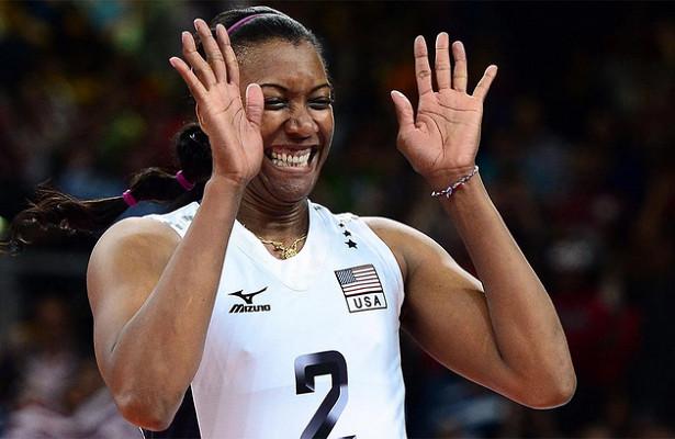 Известная американская волейболистка госпитализирована сножевыми ранениями