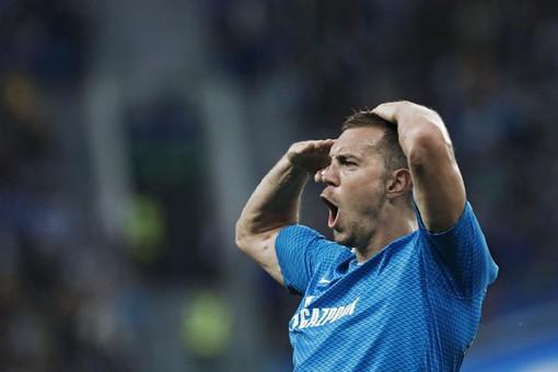Защитник «Зенита» назвал причины успеха Дзюбы в нынешнем сезоне