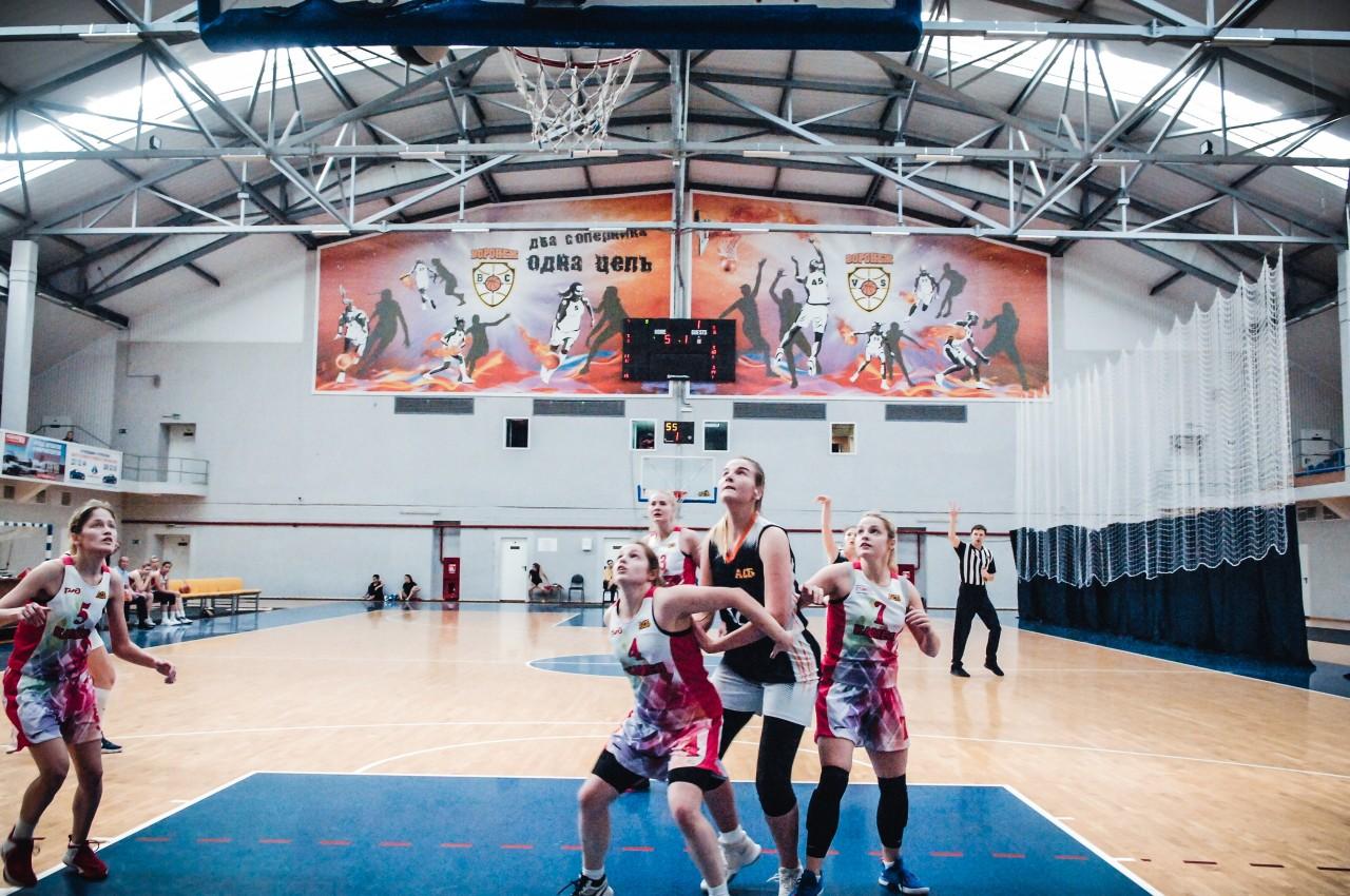 В Смоленске пройдёт третий тур женского студенческого чемпионата по баскетболу