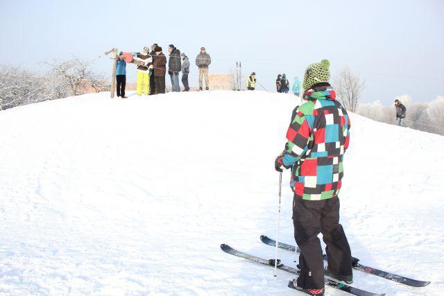 Смоленские любители спорта хотят установить новый горнолыжный подъемник