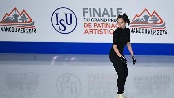 Туктамышева заболела перед чемпионатом России по фигурному катанию