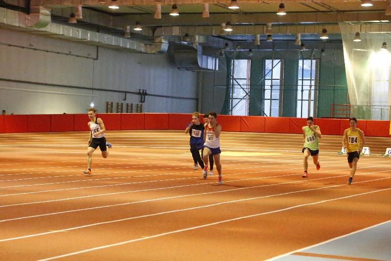 Кто первенствовал на легкоатлетическом турнире в Смоленске