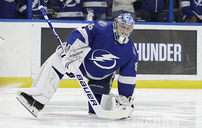 Голкипер «Тампы» Василевский признан первой звездой дня в НХЛ, Панарин — третьей