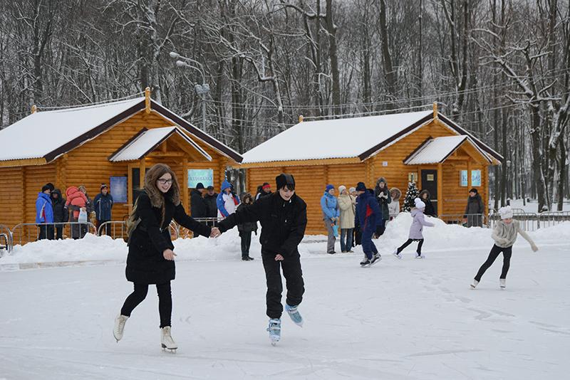 Смолянам напомнили о мерах безопасности при занятиях зимними видами спорта