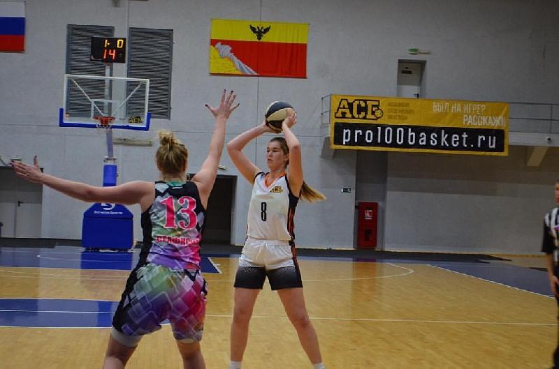 Баскетболистки СГАФКСТ – вторые по итогам предварительного этапа АСБ