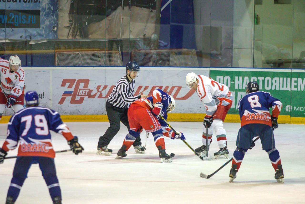 Смоленский хоккей: неделя ничейных результатов