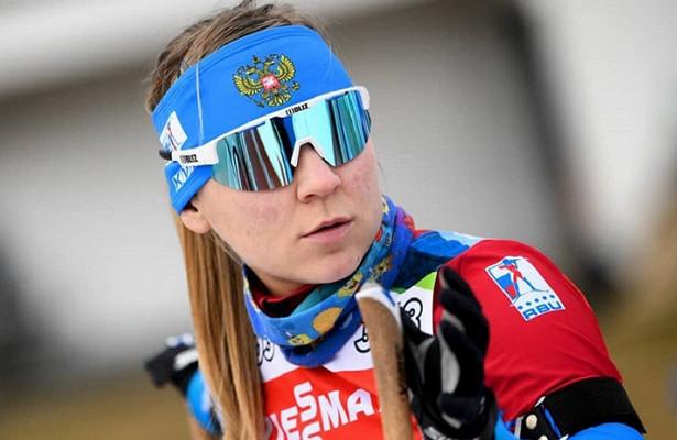 В российской биатлонистке признали ниндзя