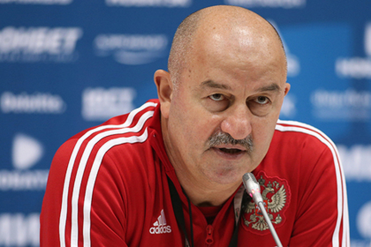 Черчесов рассказал о ближайших планах сборной России