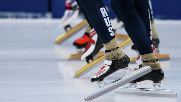 Смолянин выиграл «серебро» на первенстве России по шорт-треку