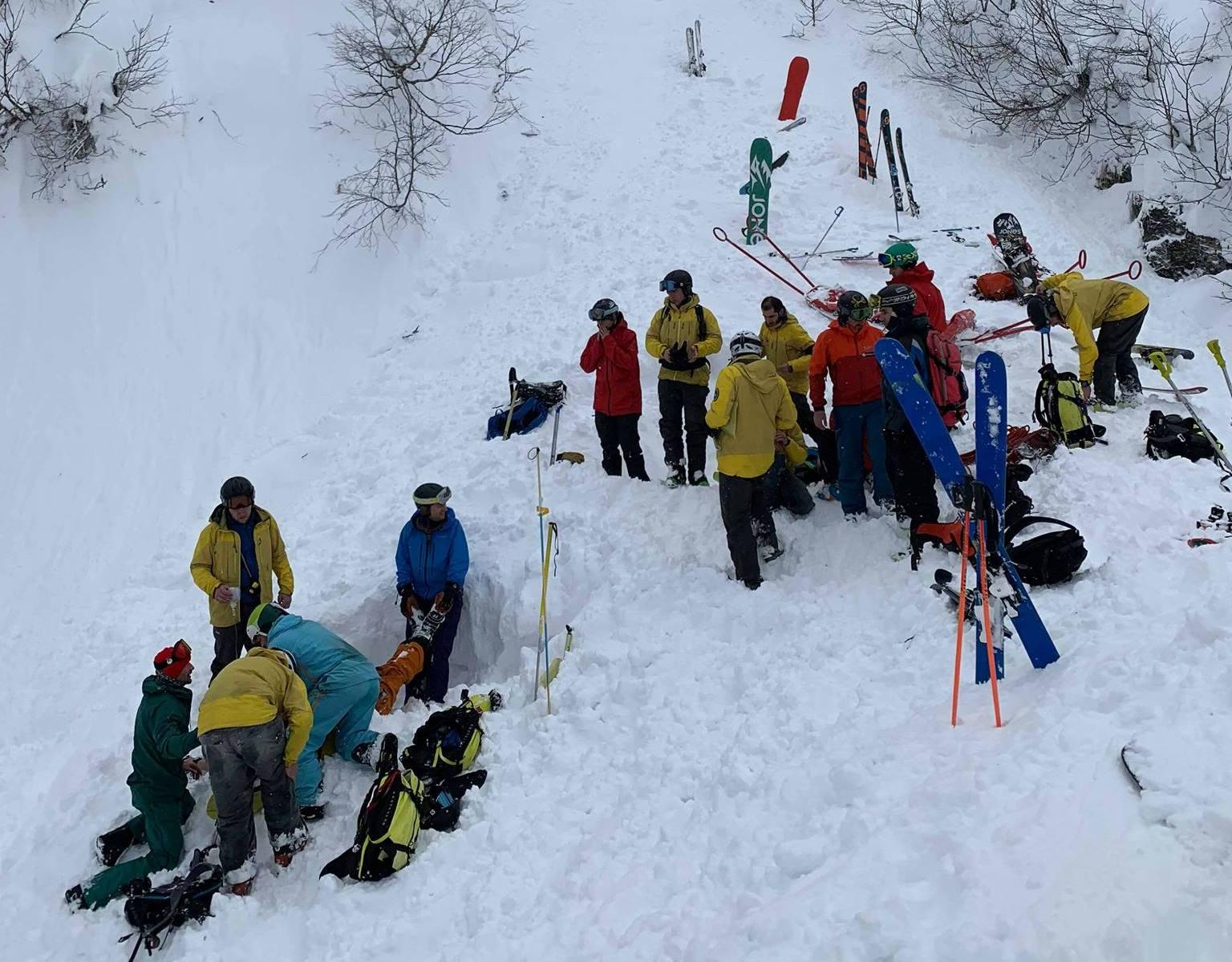 Экстремал из Смоленска объяснил причины трагедии на лыжном курорте в Сочи