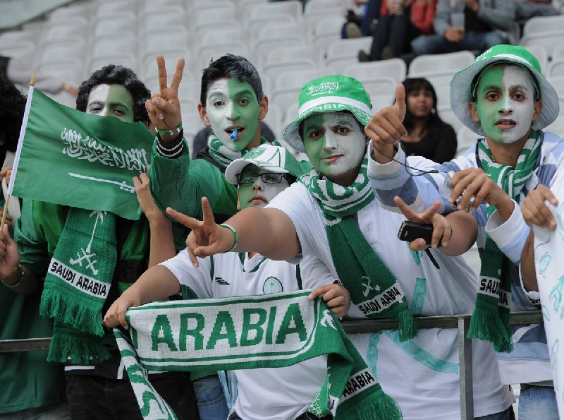 Футбольного фаната из Саудовской Аравии, приехавшего на чемпионат мира, выслали из Смоленской области