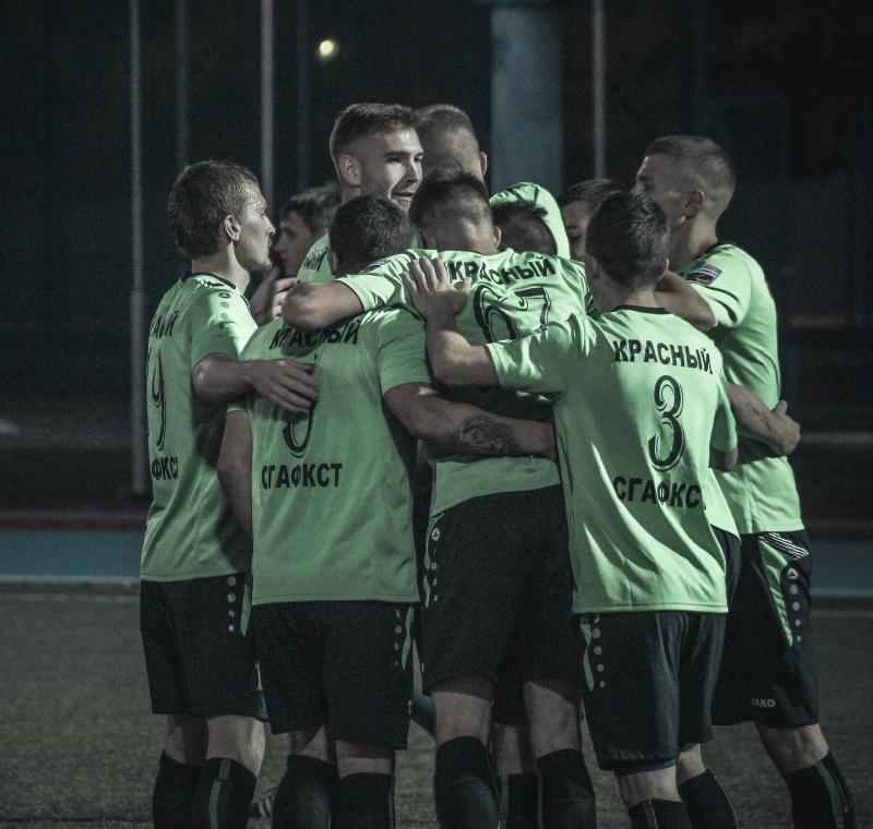 «Красный-СГАФКСТ» обыграл в дерби «Смоленск»