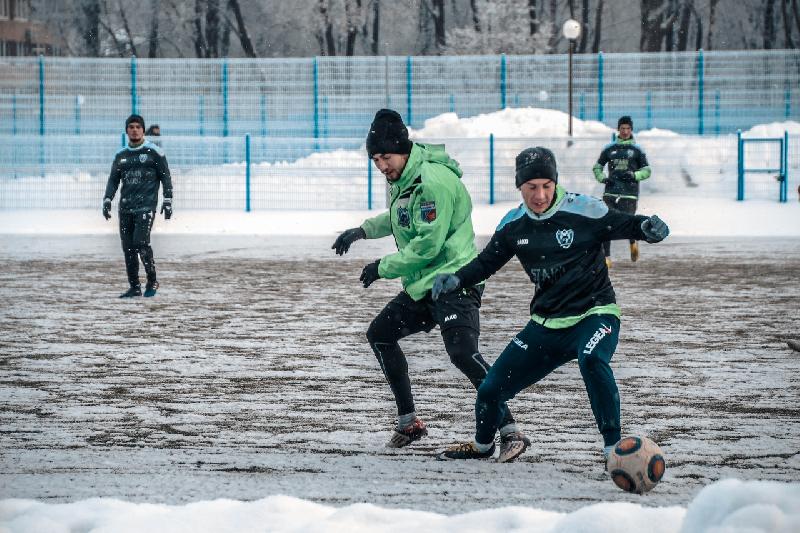 В пятницу футболисты смоленского клуба «Красный-СГАФКСТ» стартуют в «Кубке нации»
