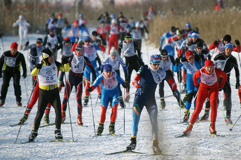 9 февраля в Смоленске пройдет «Лыжня России»