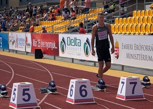 Смолянин признан лучшим молодым легкоатлетом России