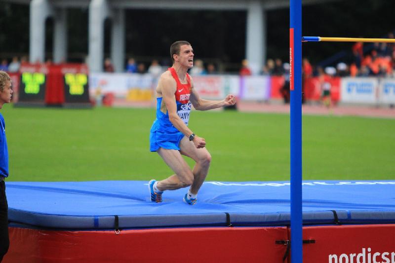 Смоленский легкоатлет выиграл два турнира а Европе