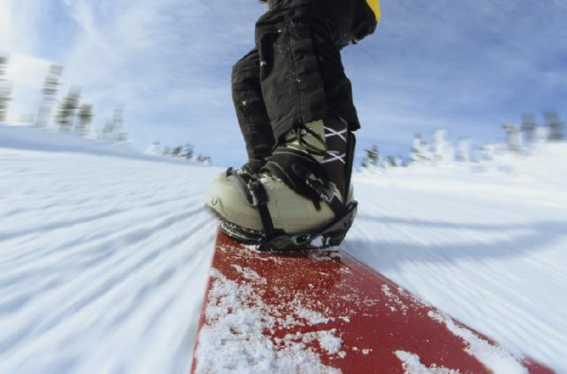 В Смоленске горнолыжников и сноубордистов просят воздержаться от катания