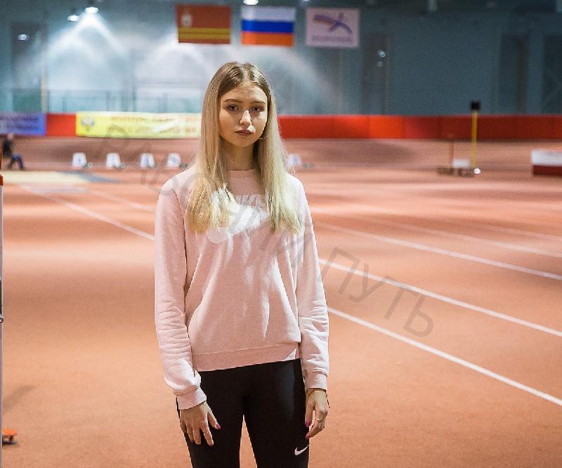 Смолянка выиграла первенство России по легкой атлетике