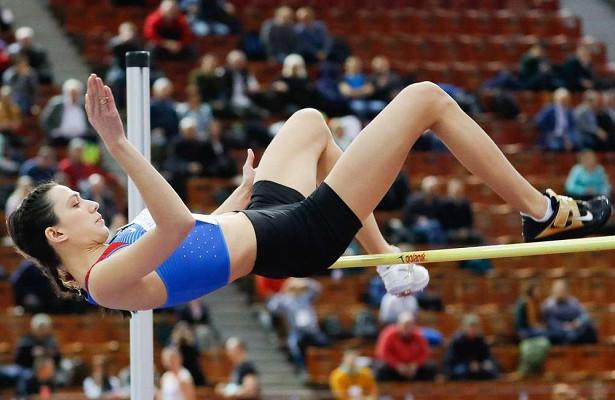 Ласицкене завоевала золото зимнего чемпионата России по легкой атлетике