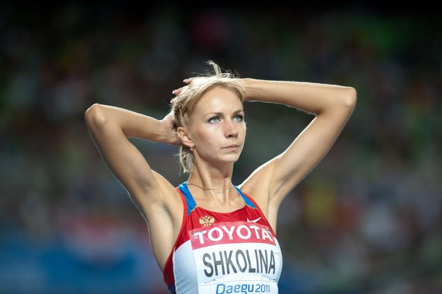 Спортсменку лишают медалей Олимпийских игр