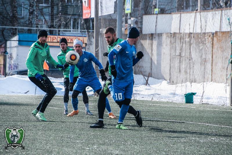 Футболисты «Красного-СГАФКСТ» сыграют в матче за «бронзу» Кубка наций