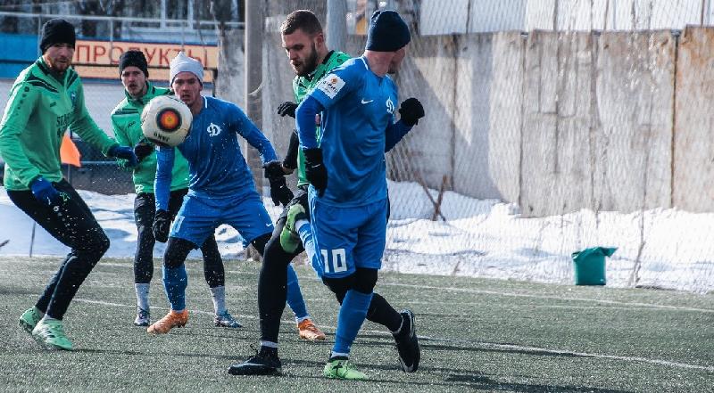 Футболисты «Красного-СГАФКСТ» проиграли в матче за «бронзу» Кубка наций