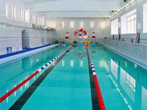 Долгожданный бассейн открыли в одной из школ под Смоленском