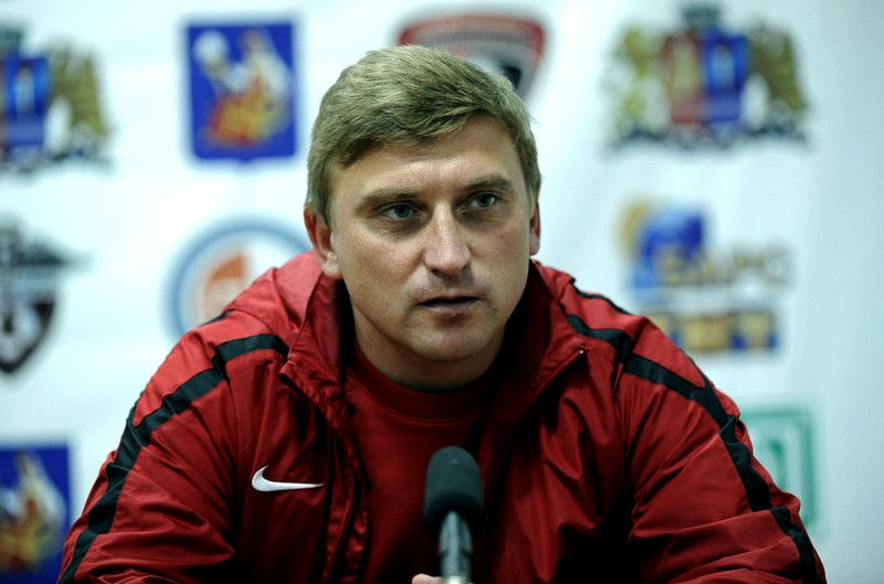 Сергей Гунько: «Неделю назад я уволился из смоленского «Днепра»