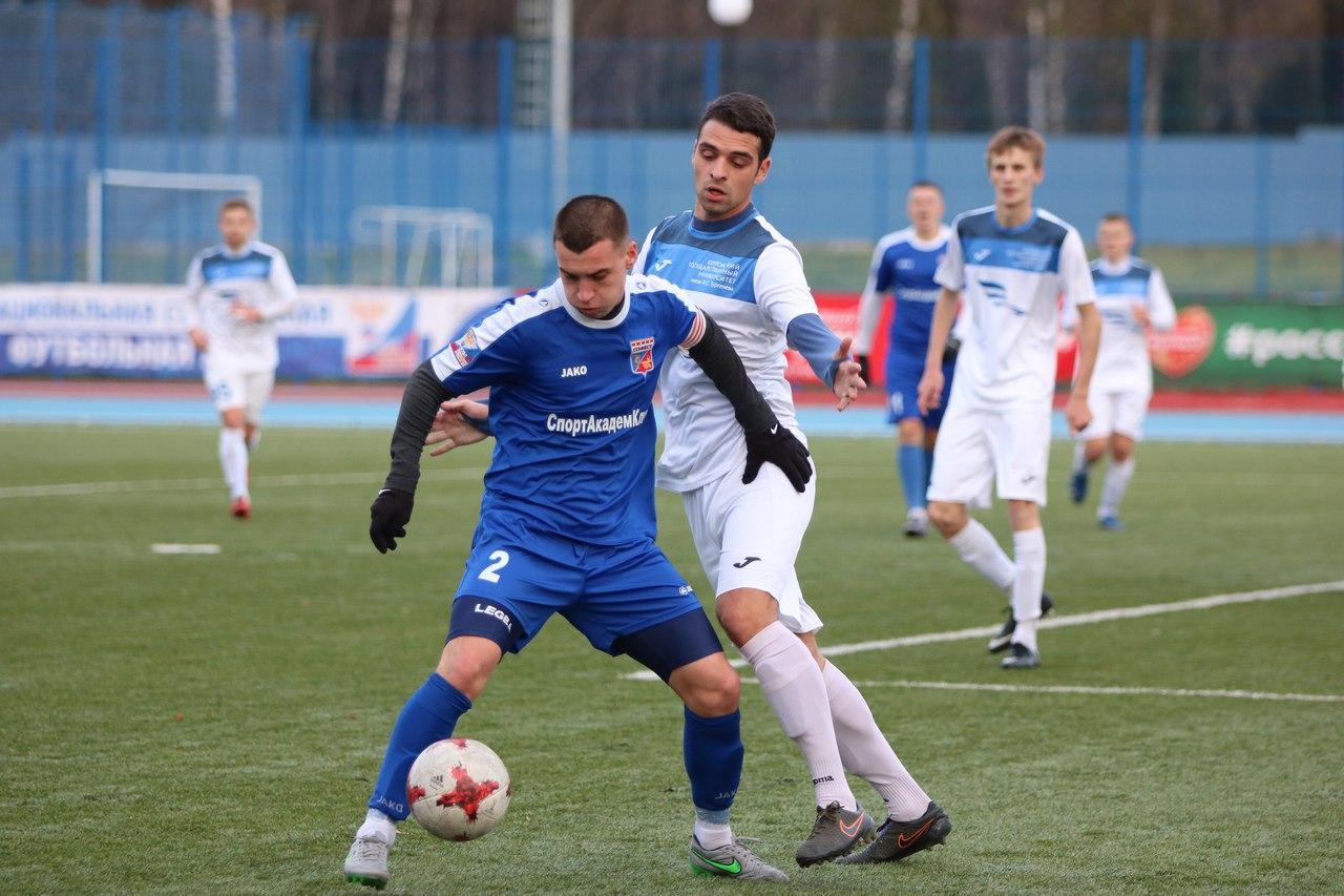 В Смоленске стартует межрегиональный турнир Национальной студенческой футбольной лиги