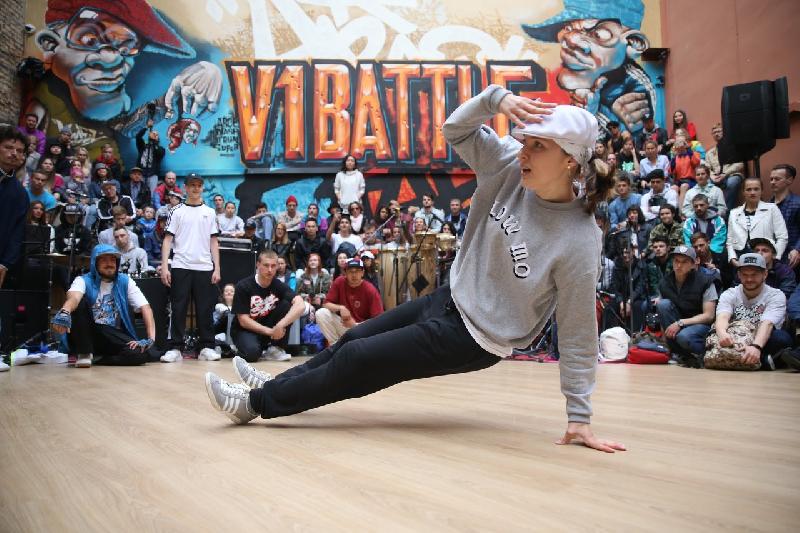 В Смоленске пройдет хип-хоп фестиваль «Улица в среду»
