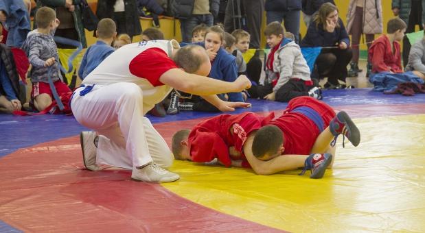 В Смоленске пройдет II Всероссийский фестиваль борьбы «Юность России»