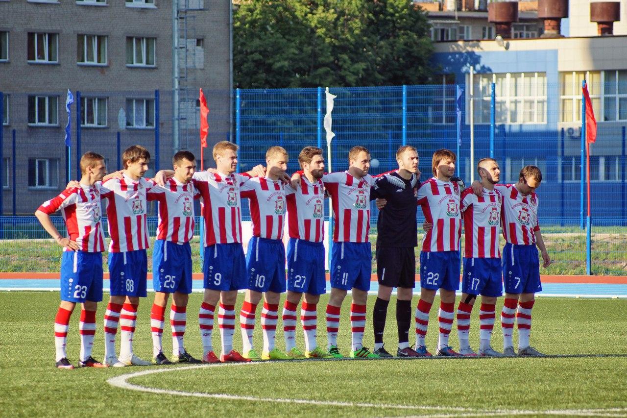Смоленский «Днепр» снялся с чемпионата