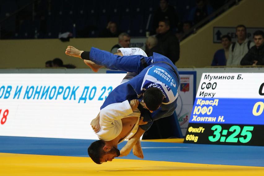 Смоленск примет крупные соревнования по дзюдо