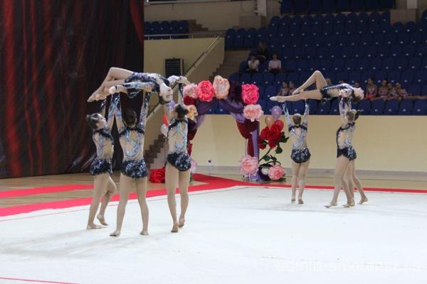 В Смоленске прошел чемпионат ЦФО по гимнастике