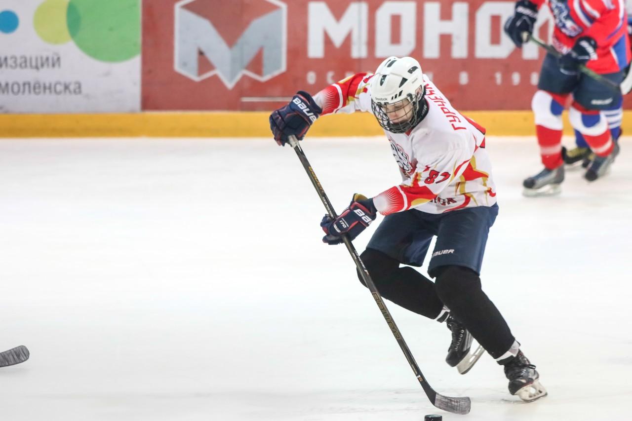 В Смоленске и Рославле пройдут полуфиналы чемпионата Смоленской области по хоккею