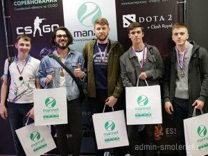 В Смоленске подвели итоги областного чемпионата по киберспорту