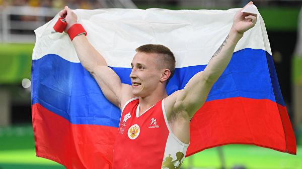 Определен состав мужской сборной России по гимнастике на ЧЕ