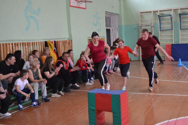 В Смоленской области выбрали самые спортивные семьи