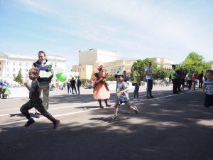 В Смоленске дети выйдут на старт «Зелёного Марафона»