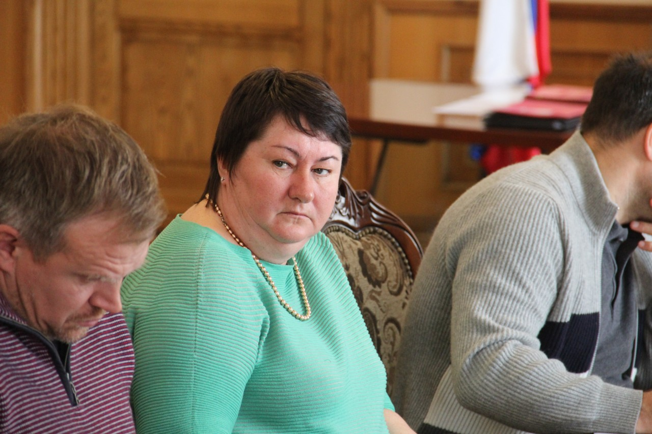 Елена Вяльбе поддержала проект строительства под Смоленском горнолыжного комплекса