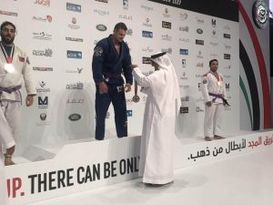 Отец и сын Сошиловы из Смоленска стали чемпионами мира по джиу-джитсу